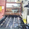 フォークリフトバッテリー液補充作業改善