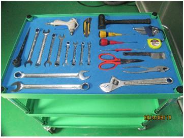 工具管理方法の改善