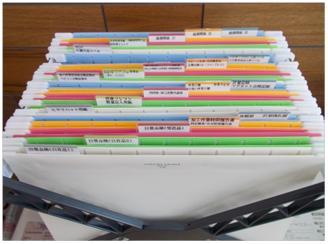 文書・書類棚の整理整頓