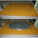 ファイバードラム蓋の置き方改善