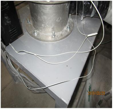 デジタル温度調節器の配線