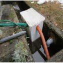 排水タンクのホース改善