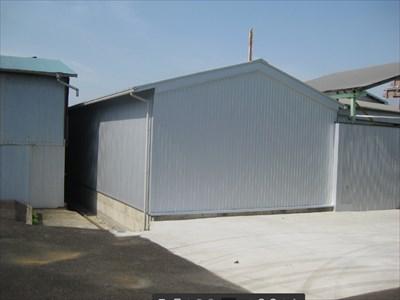 第一工場倉庫新設